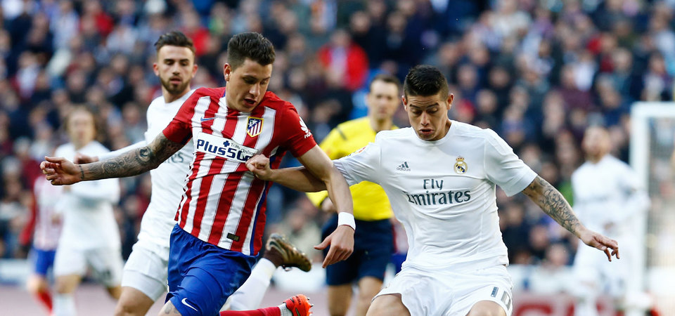 Extra large james vs atletico