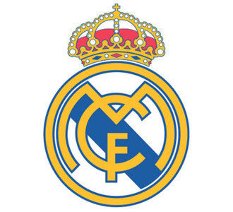 Small real madrid logo