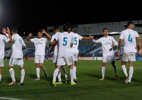 Medium real madrid castilla 29.9.2017