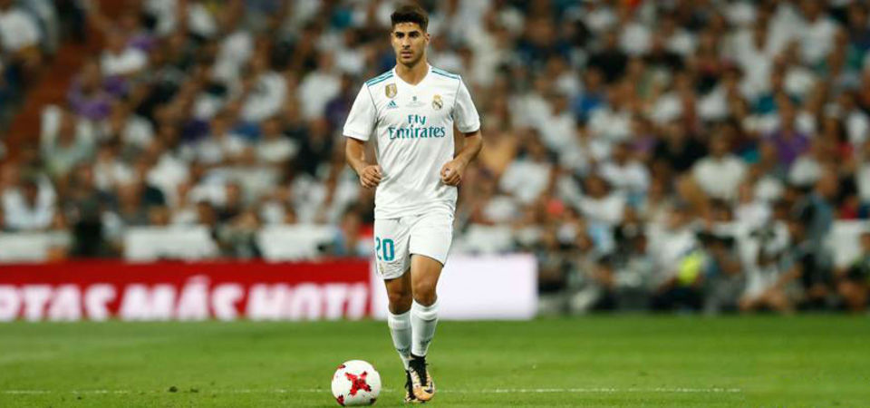 Extra large marco asensio 19.9.2017