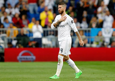 Medium ramos injury