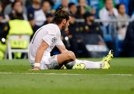 Medium bale injury