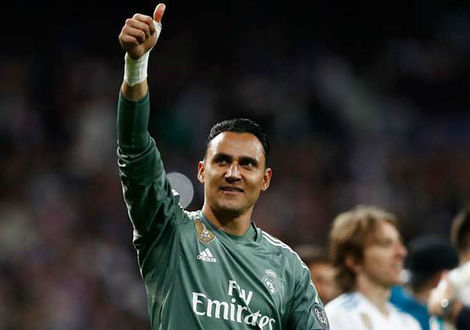 Medium keylor navas 10.5.2018