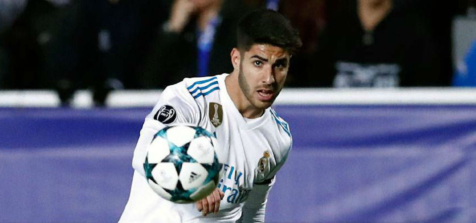 Extra large marco asensio 17.2.2018