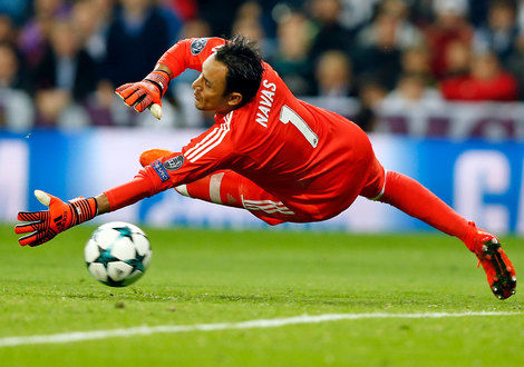 Medium keylor navas 18.10.2017