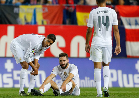 Medium carvajal injury