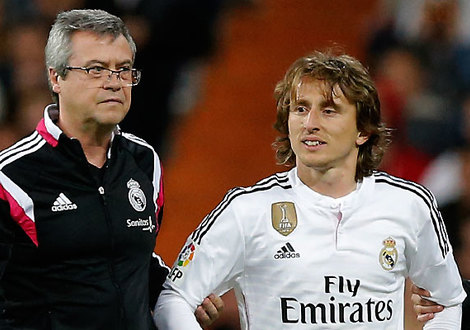 Medium modric injury 2014