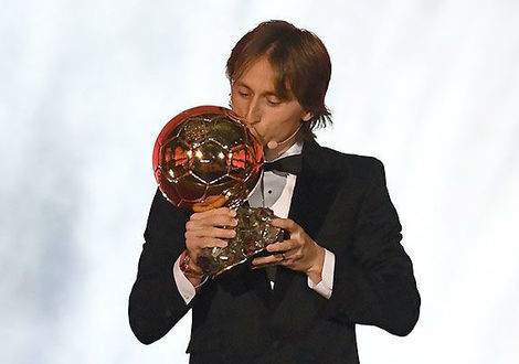 Medium luka modric ballon d or