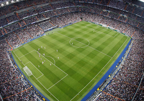 Medium bernabeu