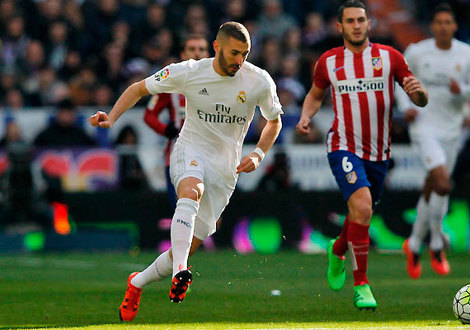 Medium benzema action 4