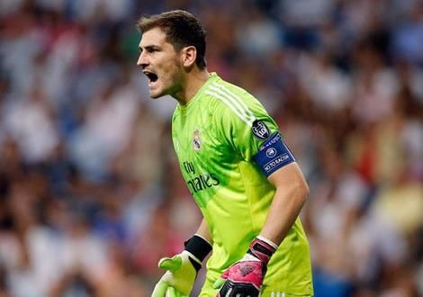 Medium iker casillas