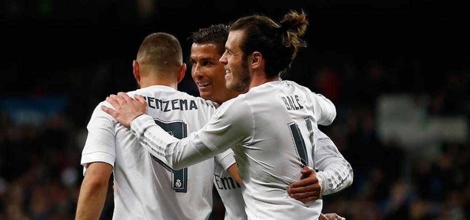 da laligafidus Runde Sevilla Real Madrid