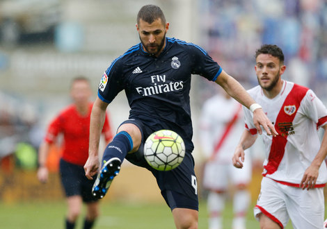 Medium benzema action 6