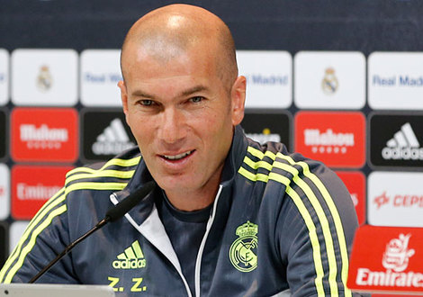 Medium zidane la real